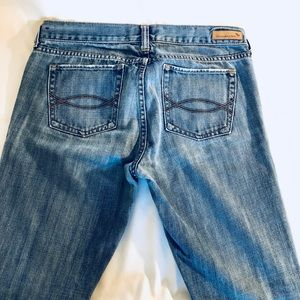 Abercrombie & Fitch Jeans - Abercrombie & Fitch Wide Leg Jeans